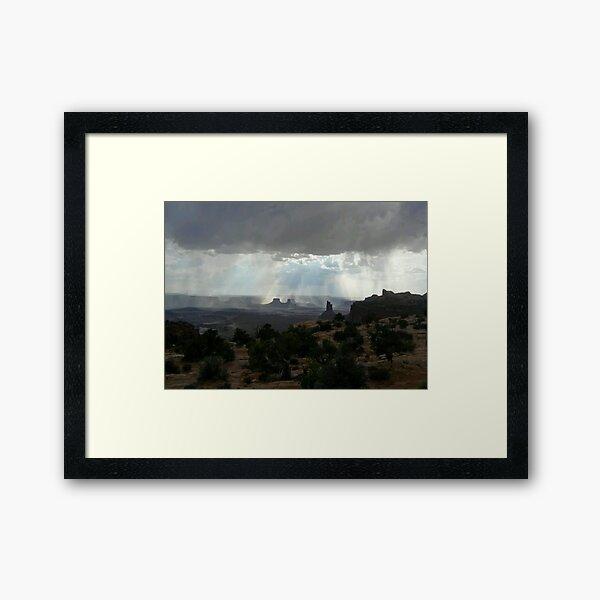 Canyonlands National Park, Utah Framed Art Print