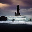 Black beach by aka-photography