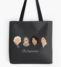 The Supremes Tote Bag