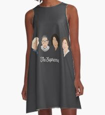 The Supremes A-Line Dress