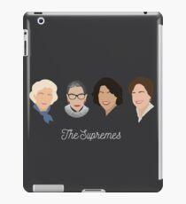 Vinilo o funda para iPad Las Supremes