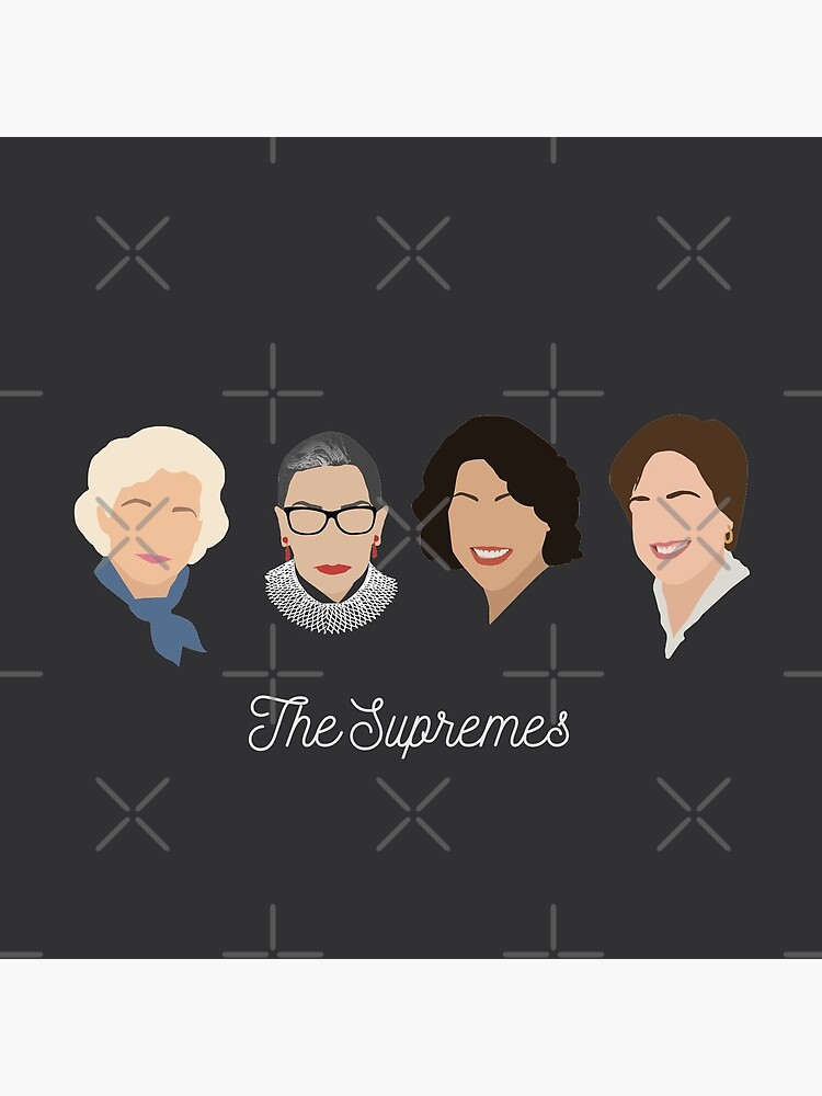 The Supremes by thefilmartist