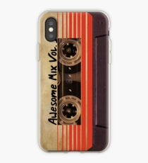 Vinilo o funda para iPhone Awesome Mix Vol. 1