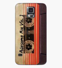 Awesome Mix Vol. 1 Case/Skin for Samsung Galaxy