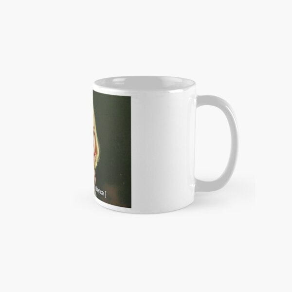 [ thinks about pussy in silence ] Classic Mug
