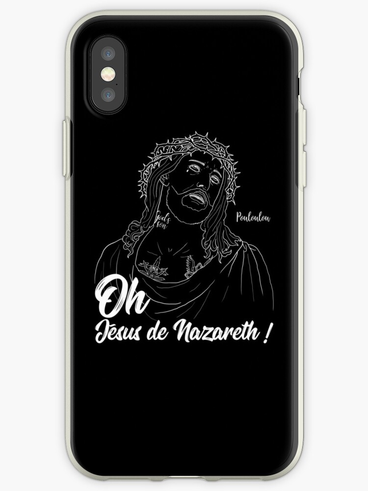 coque iphone xs max jesus