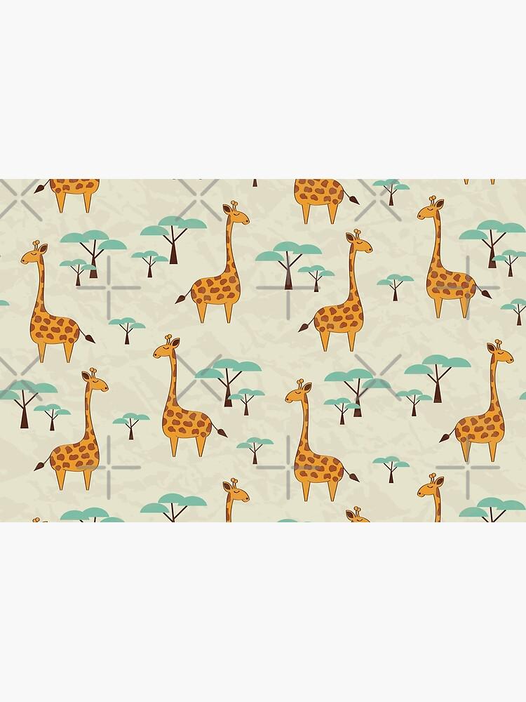 Giraffes by BlueLela