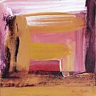 Abstract Acrylic Painting by Maria Meester
