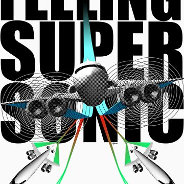 SUPERSONIC by sjem