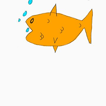 by Bethany - Gold Fish by jamesmiller