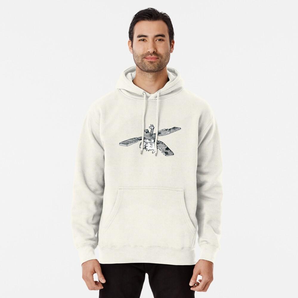 Einundzwanzig Piloten ST Deckenventilator Skizze Hoodie