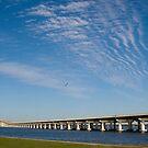 Biloxi-Ocean Springs Bridge by Jonicool