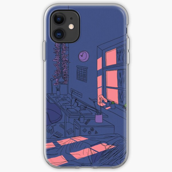 Lazy Day iPhone Soft Case