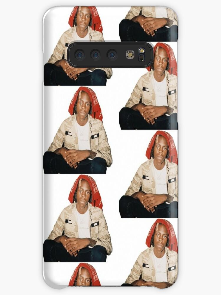 'Yung Bans Blood Bandana Sitting' Case/Skin for Samsung Galaxy by SkiMask