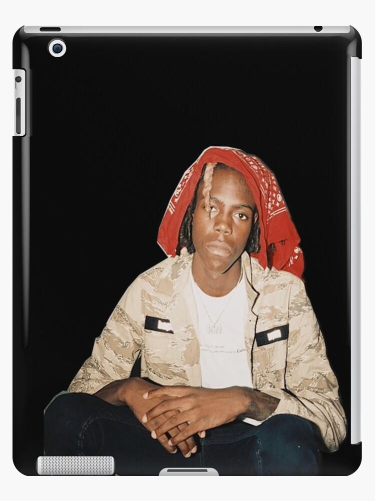 'Yung Bans Blood Bandana Sitting' iPad Case/Skin by SkiMask