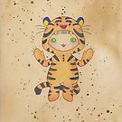 Kigurumi Chinese Zodiac: Tiger by Sophia Adalaine Zhou