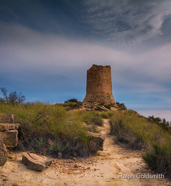 Torre del Reixes Lloma by Ralph Goldsmith