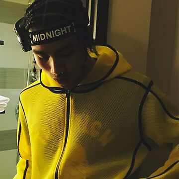 Killy Yellow Jacket Black Sweatband Candid Photo - High Quality by SkiMask