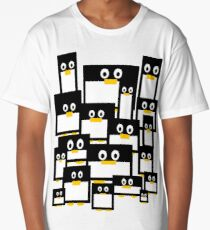 Penguin Diversity Long T-Shirt