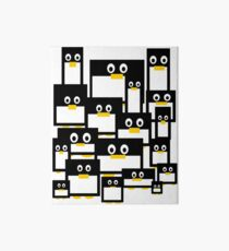 Penguin Diversity Art Board