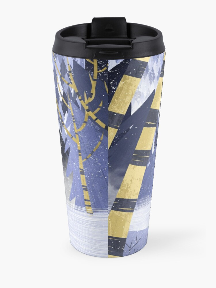 Alternate view of Forest Walk Travel Mug