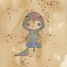 Kigurumi Chinese Zodiac: Snake by Sophia Adalaine Zhou
