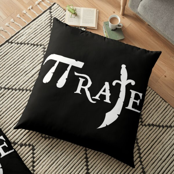 Pi-rate Floor Pillow