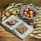 Freud and Fruit by JolanteHesse