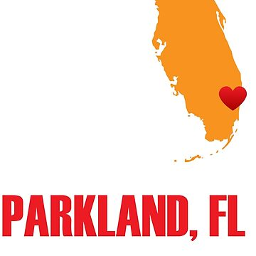 Stay Strong Parkland Florida by Mojito10