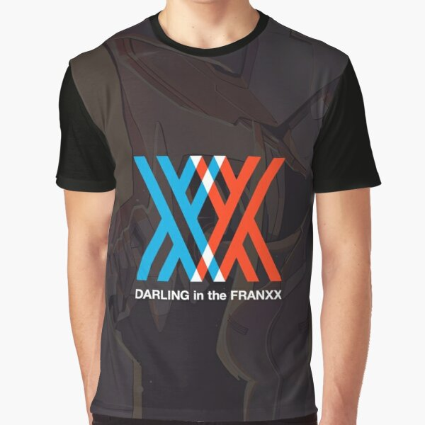 DARLING in the FRANXX Graphic T-Shirt