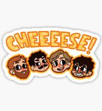 CHEEEEEESE~! Sticker