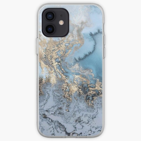 marble pattern iPhone Soft Case