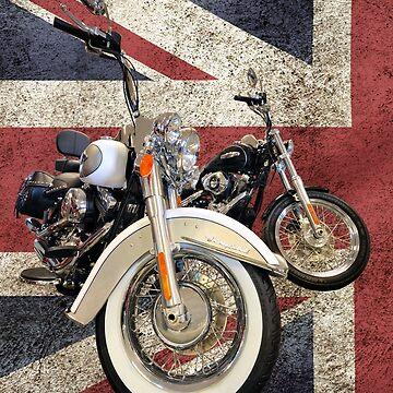Harley Davidson by MarkSykes