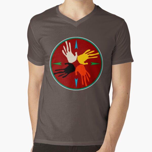Unity V-Neck T-Shirt