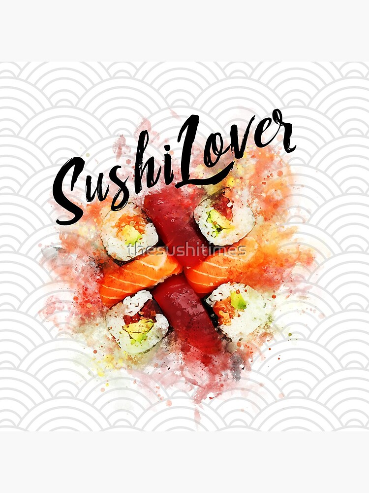 Sushi Lovers by thesushitimes