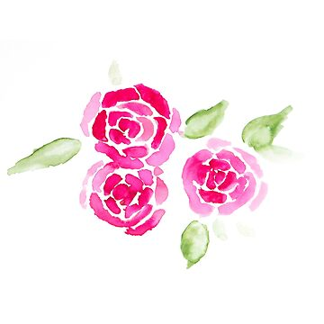 Cheerful Rose by rosemaryann