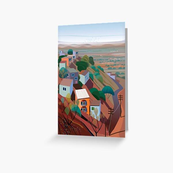 Nogales del Cerro Greeting Card