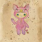 Kigurumi Chinese Zodiac: Boar by Sophia Adalaine Zhou