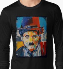 Camiseta de manga larga Chaplin
