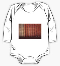 Old Books One Piece - Long Sleeve