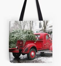 Chevy Pickup Truck  Tote Bag