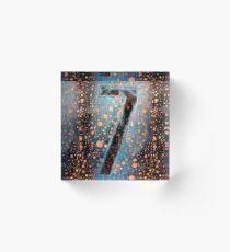 7 - II Acrylic Block