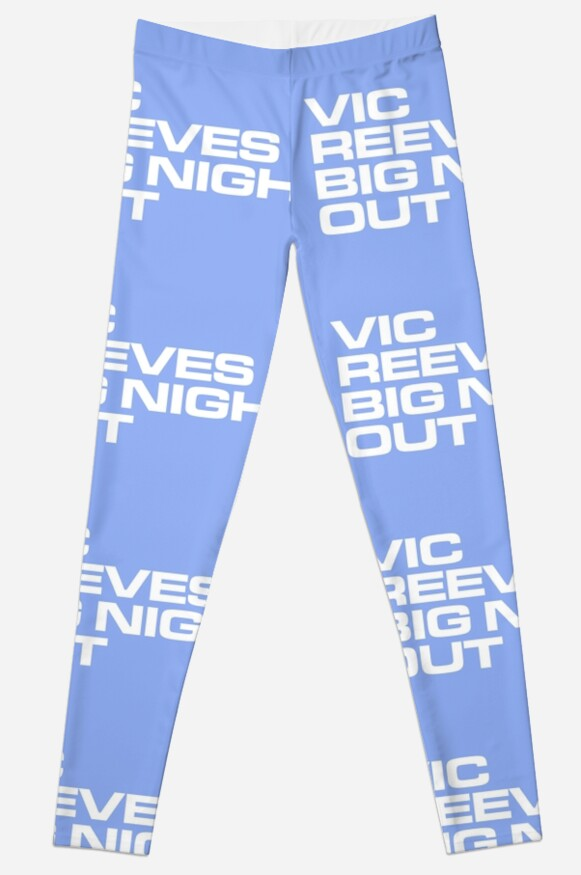 Vic Reeves Big Night Out by ChrisOrton
