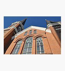 Churches  Photographic Print
