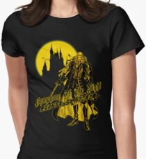 Alucard Women's Fitted T-Shirt