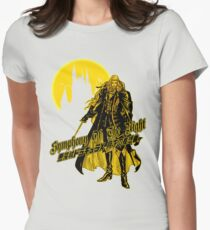 Alucard Womens Fitted T-Shirt