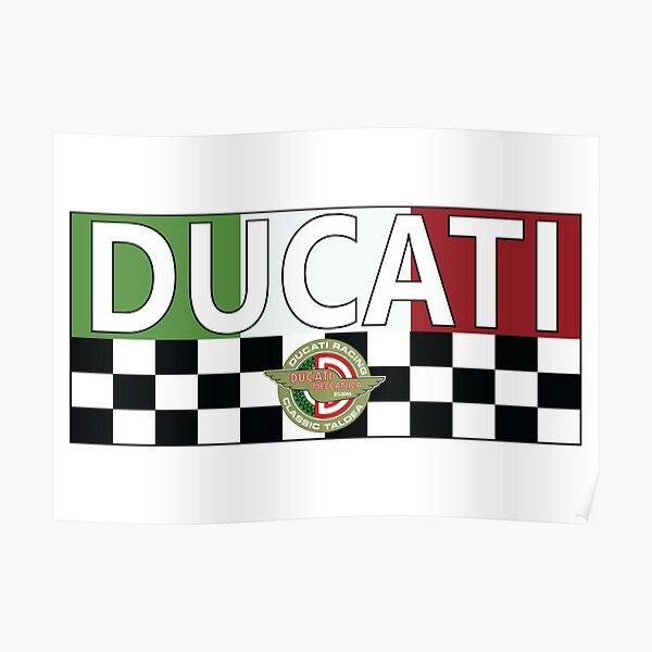 ducati bologna Poster