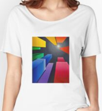 New Heights Women's Relaxed Fit T-Shirt