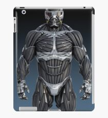 Nanotechnology Crysis 2 iPad Case/Skin