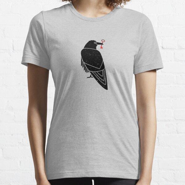 SCI-HUB Raven T-shirt essentiel